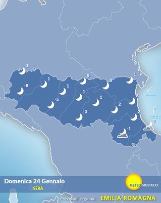 meteo emiliaromagna