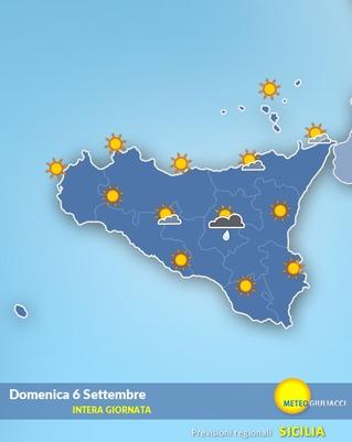 Cartina Meteo Sicilia.Meteo Sicilia Previsioni A 15 Giorni Meteogiuliacci It