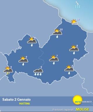 Meteo Abruzzo e Molise: il tempo previsto dal 1° al 3 ...