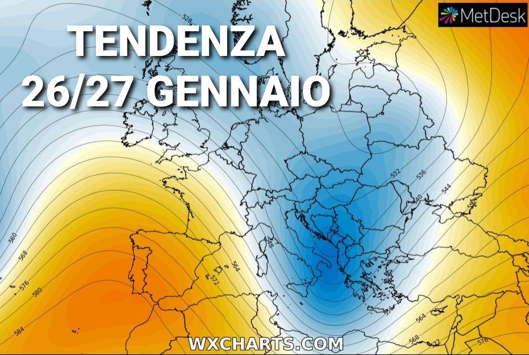 Meteo Abruzzo e Molise: il tempo previsto dal 22 al 24 ...