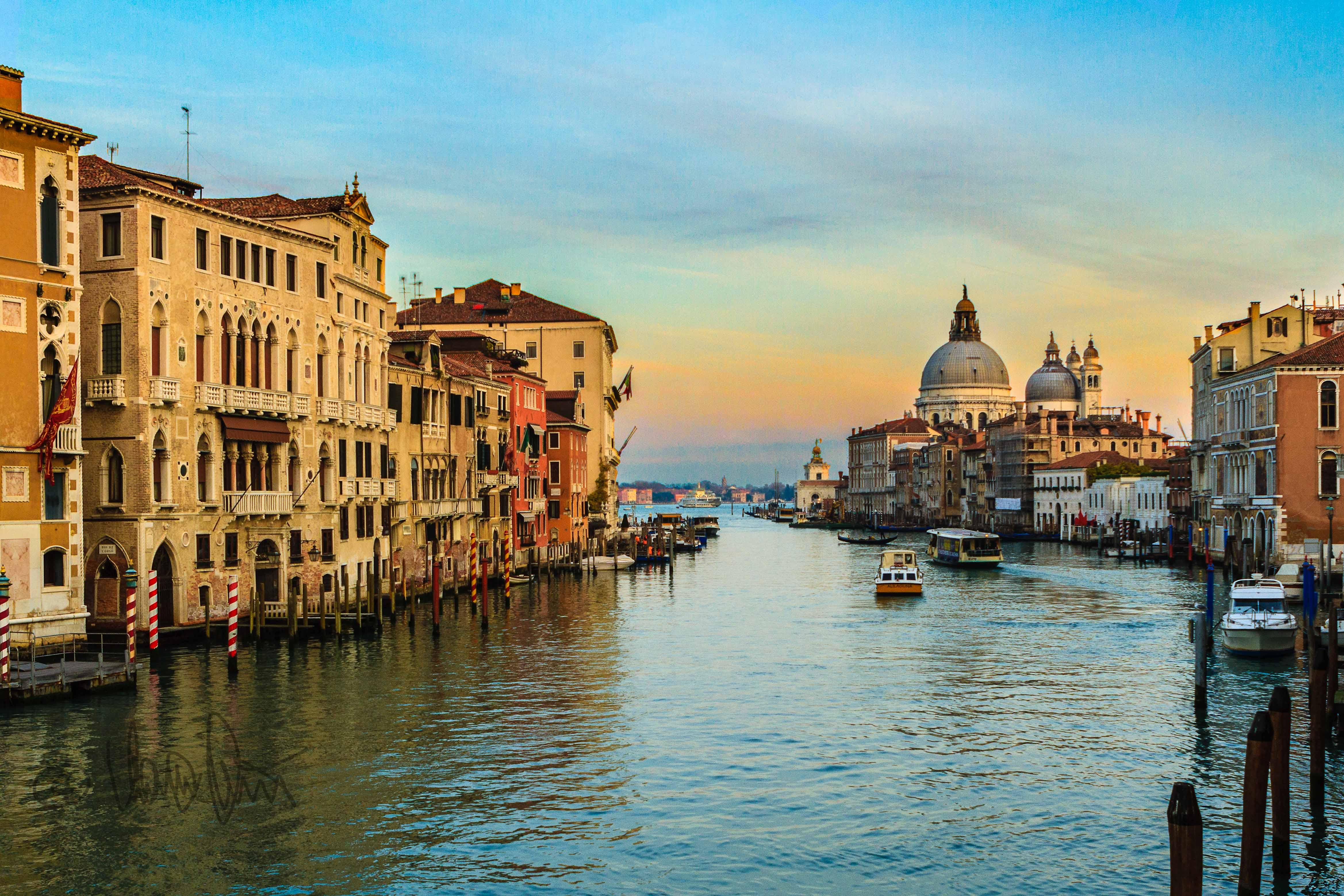Venezia: marea in calo | METEO GIULIACCI.IT