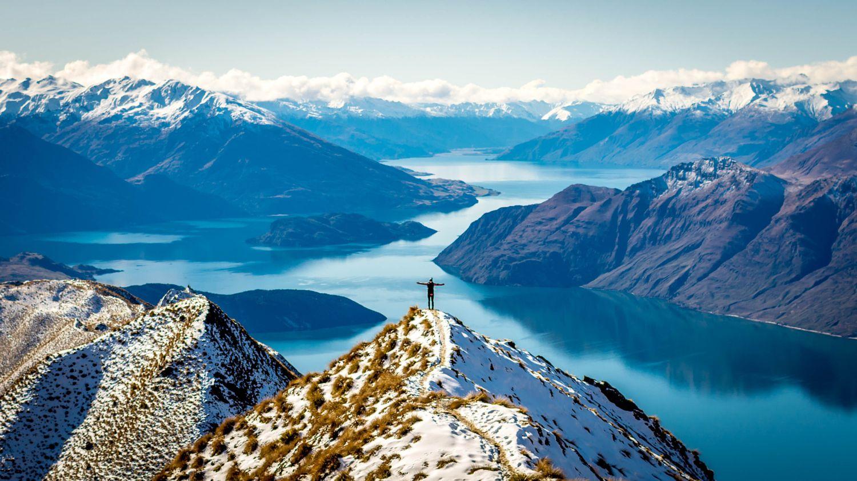 Un Mese In Meno D U0026 39 Inverno In Nuova Zelanda METEOGiuliacci It