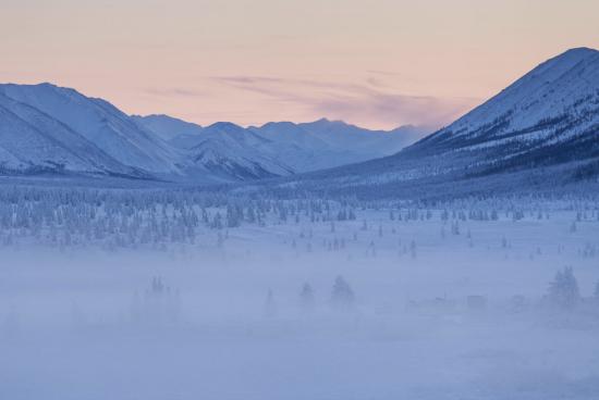 Ojmiakon, Siberia