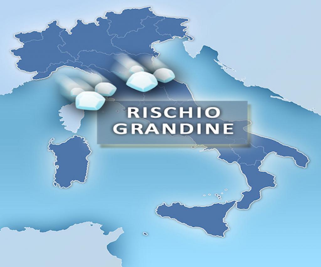 METEO ~ dettaglio dei NUBIFRAGI al Centro-Nord, allerta in Liguria!