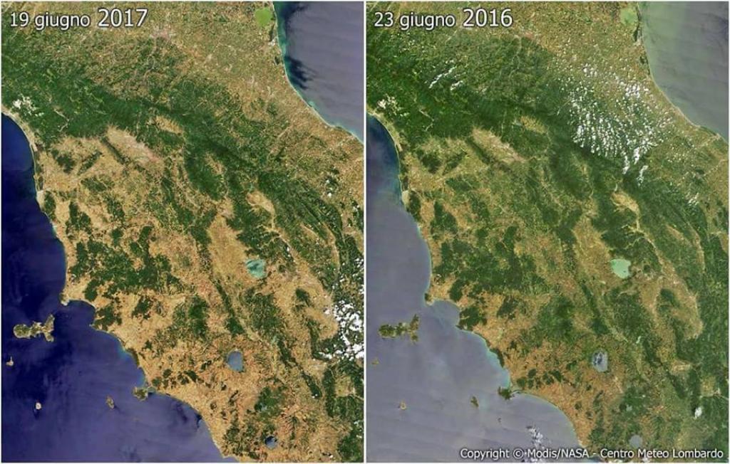 Siccità, allarme acqua in molte regioni: Gentiloni dichiara lo stato di emergenza