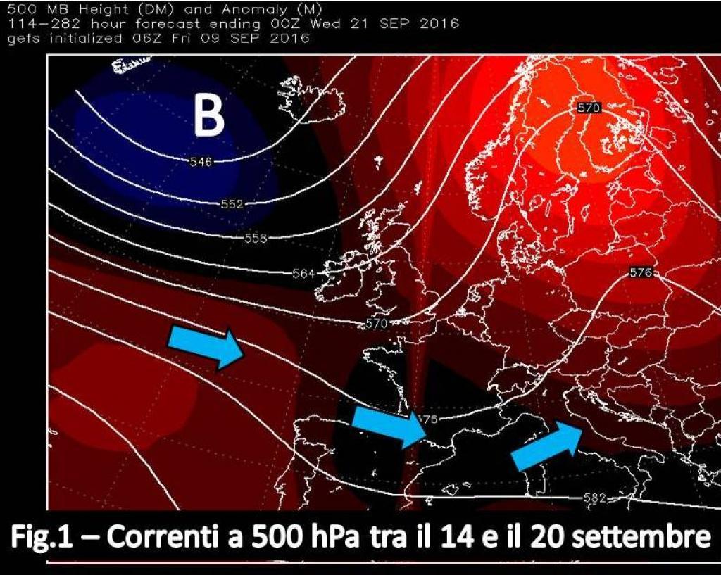 SUD. Allarme temporali, allerta arancione per Calabria, Puglia e Basilicata