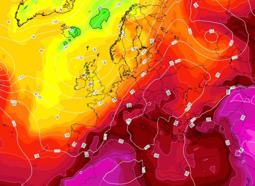 Meteo 28 Luglio: inizia un weekend all'insegna del caldo