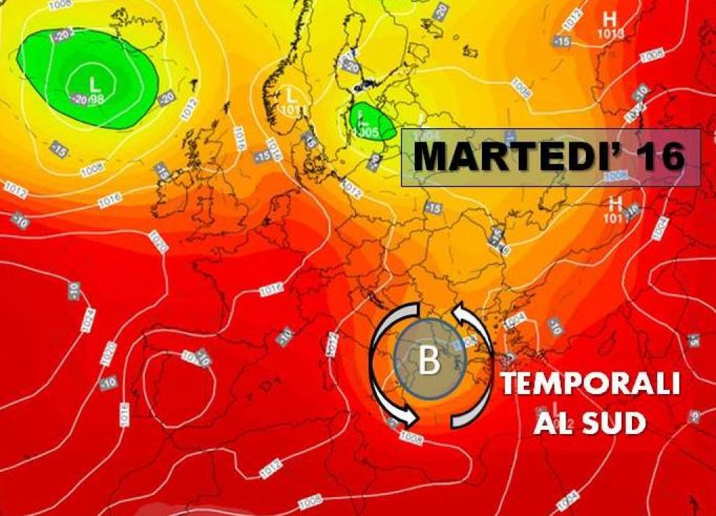 Meteo, quando torna il caldo (quello vero): luglio finisce con una