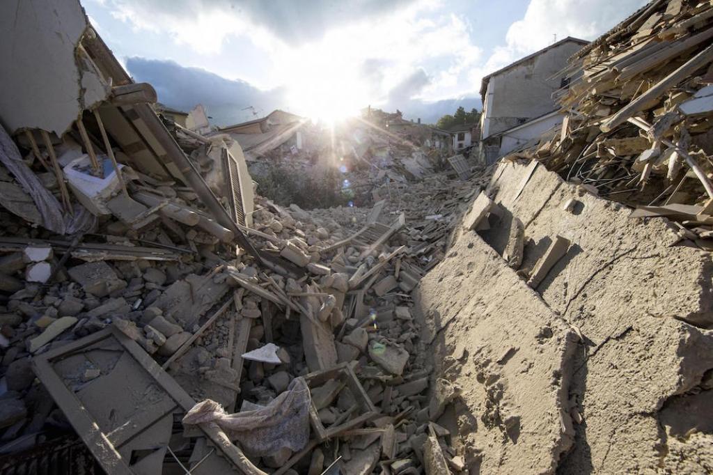 Cosa resta di Amatrice dopo il sisma del 30 ottobre
