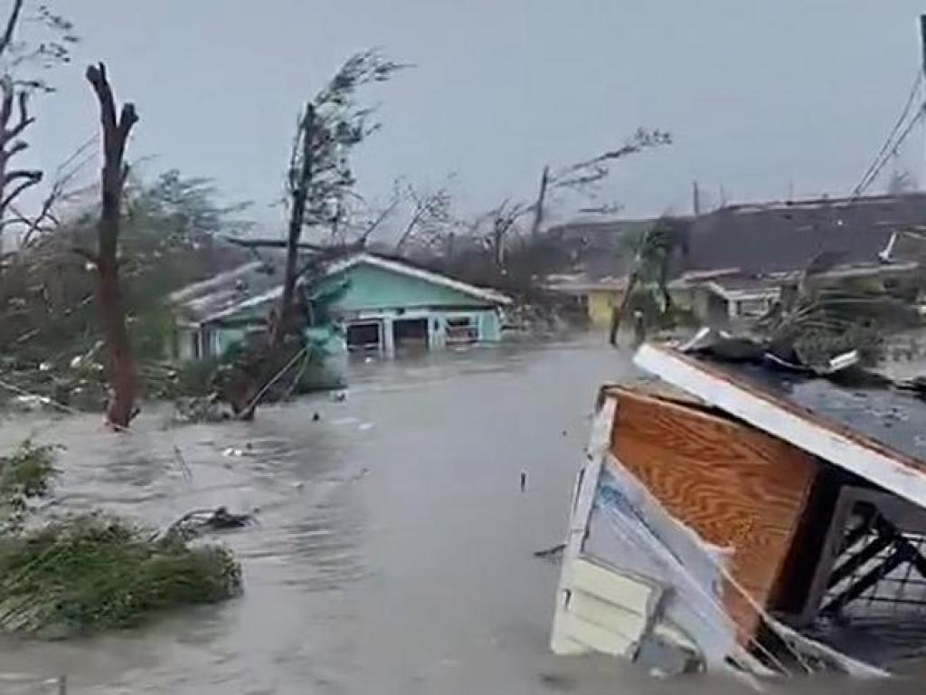 L'occhio dell'uragano Dorian è arrivato in North Carolina