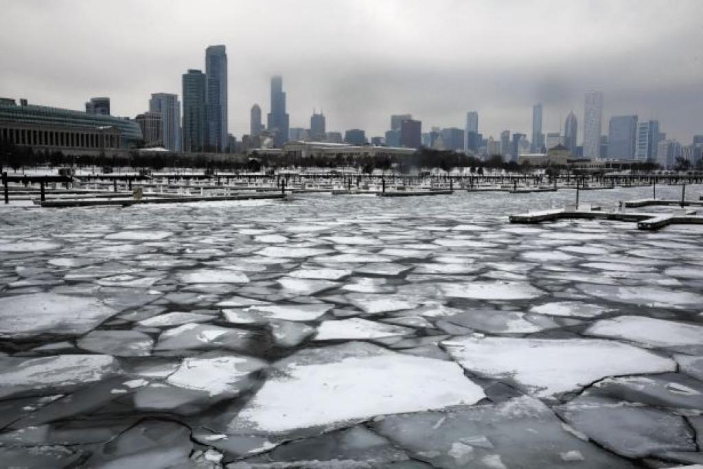 Gli Usa nella morsa del freddo polare, almeno 21 i morti