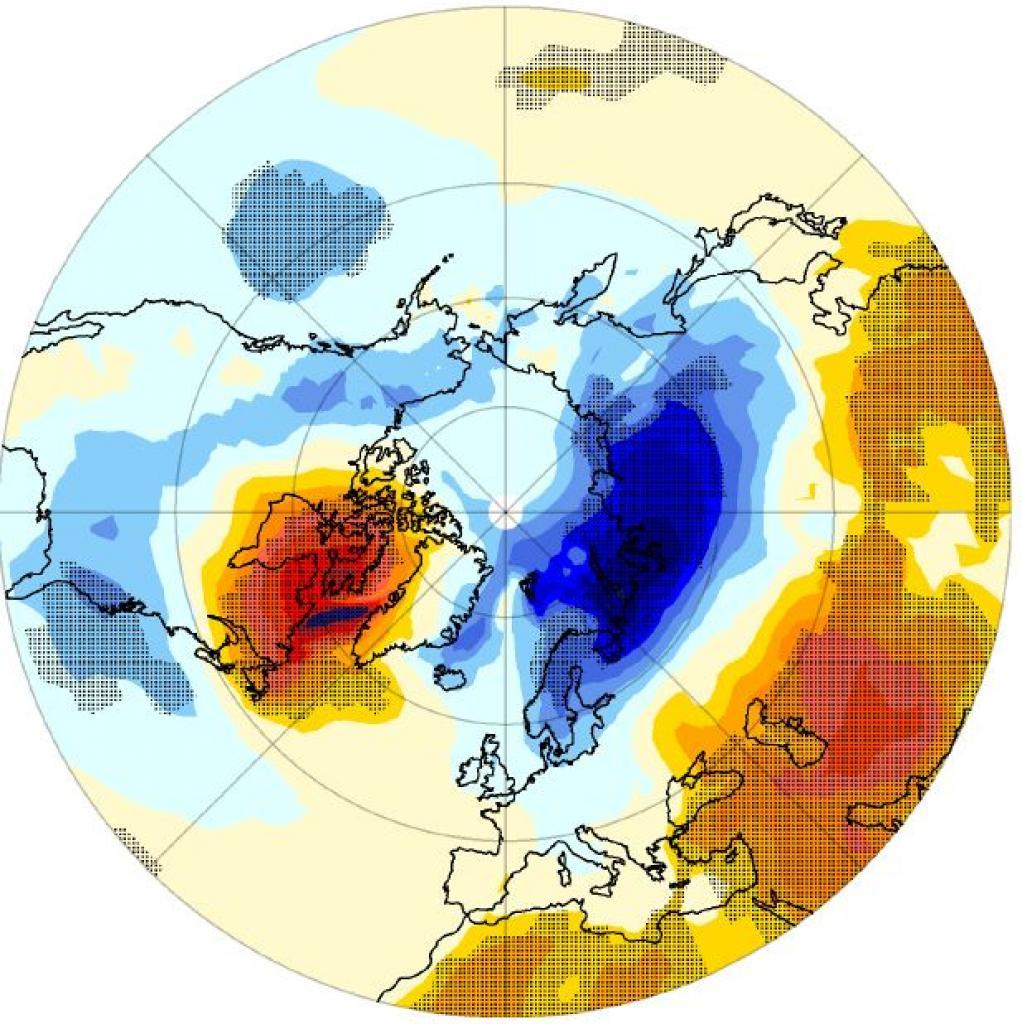 METEO: ondata di FREDDO POLARE in arrivo, fino a -2° a Firenze