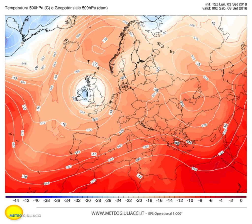Meteo ROMA: oggi nubi sparse, Venerdì 7 e Sabato 8 poco nuvoloso