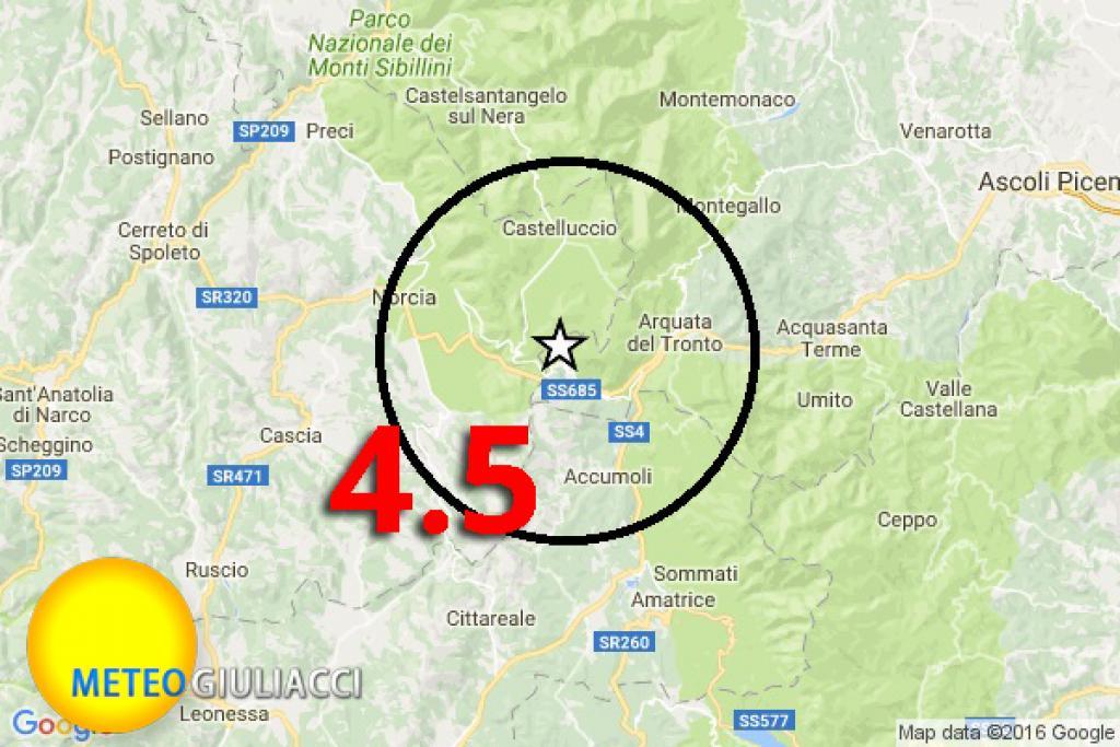 Terremoto, forte scossa avvertita anche nel Ravennate