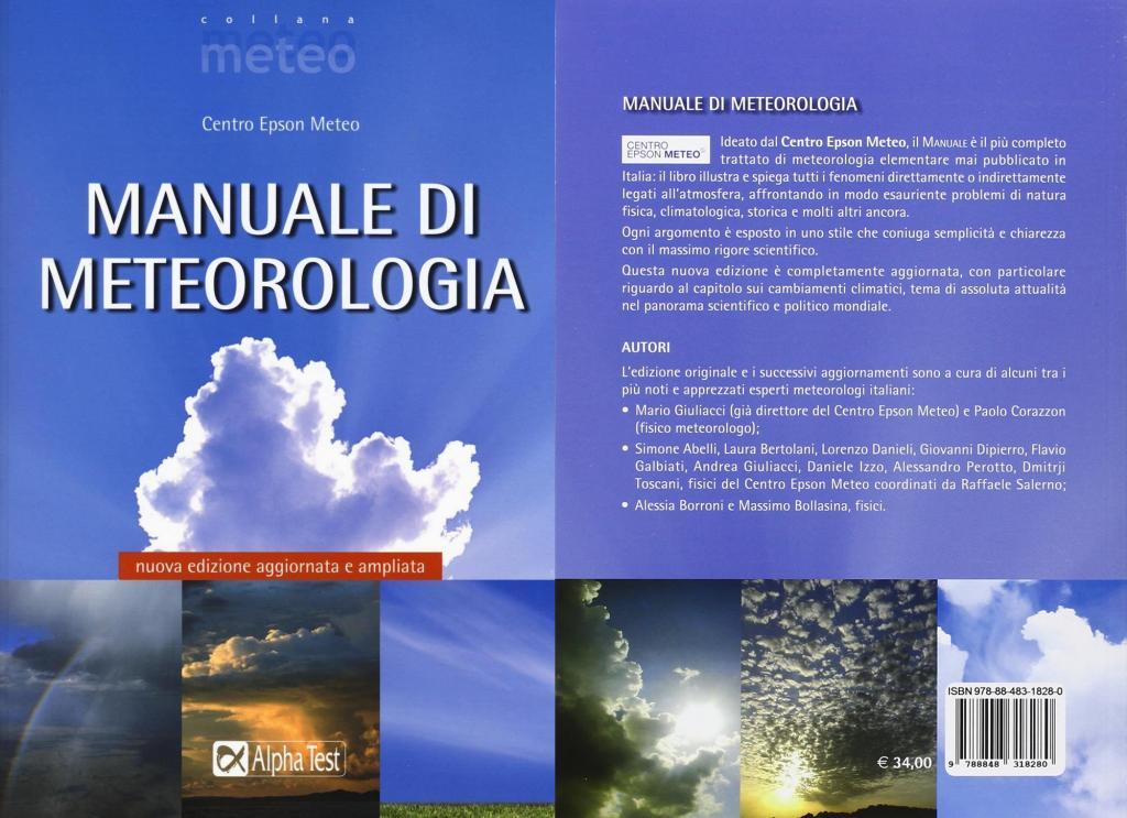 Manuale di Meteorologia - Alpha Test