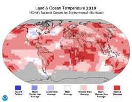 Il 2019, un anno da podio a livello termico