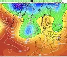 Il ciclone atlantico che il 30 ottobre 1991 scatenò la tempesta perfetta