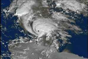 Ciclone TLC dicembre 2005