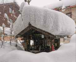 Neve Livigno