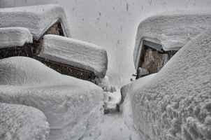 Neve abbondante in arrivo