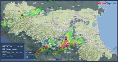 Radar Emilia Romagna