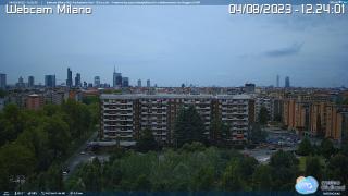 webcam milano